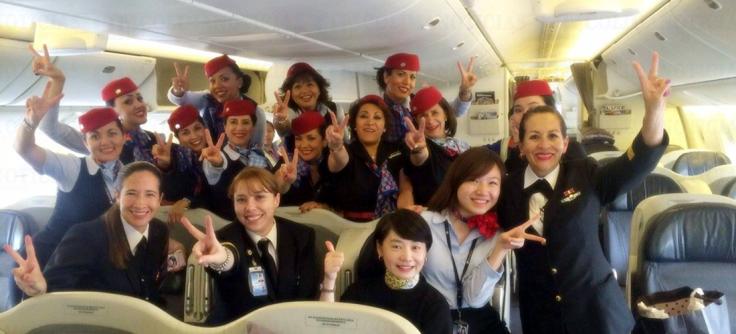 Aeromexico-Tripulacion